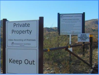 Forest Service Ready to Approve Controversial Arizona Copper Mine