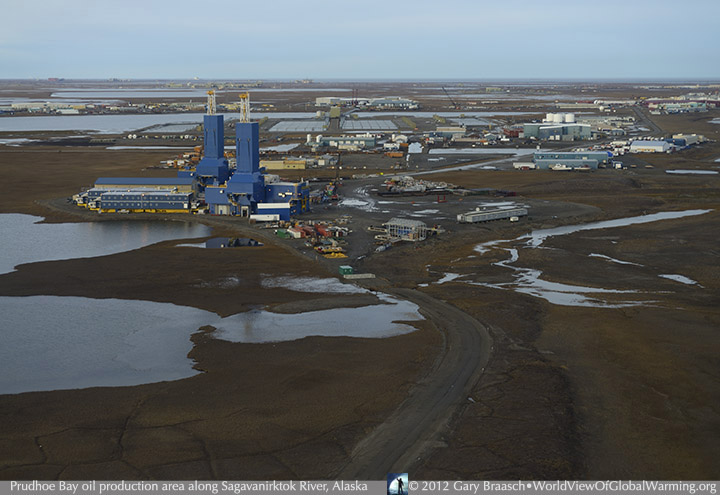 More Oil Wells Coming to Alaska's North Slope