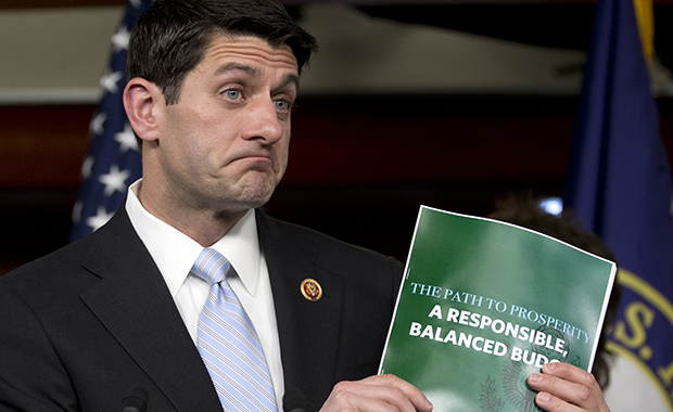 House Republicans Are In Total Disarray