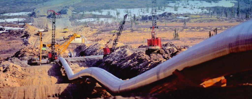 Energy Board Rushes Giant Alaska Project