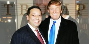 Fellix Sater and Trump