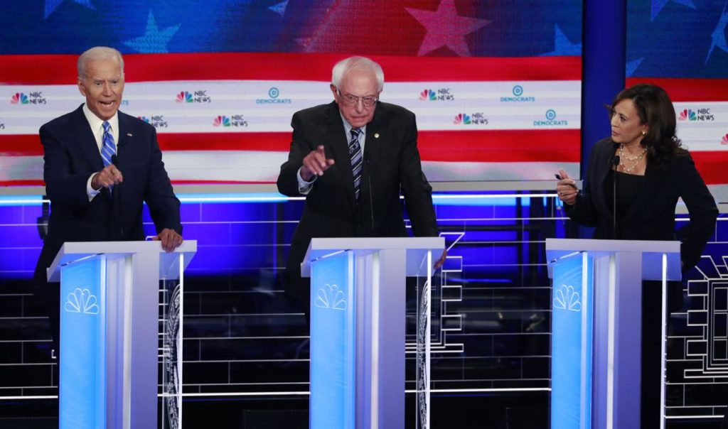 Foreign Policy: The Missing Element in the Democratic Contest