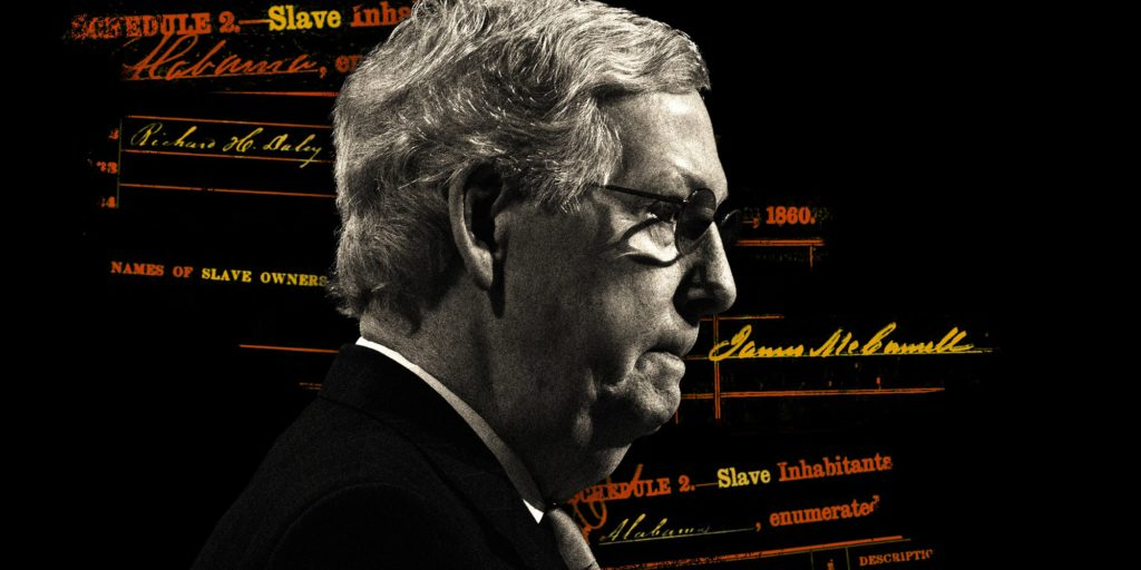 The Ugly Secret In Mitch McConnell's Family History