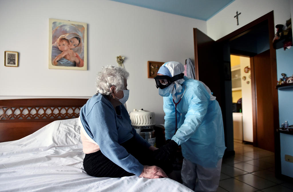 Why Nursing Homes Are Being Overrun by the Trump Pandemic