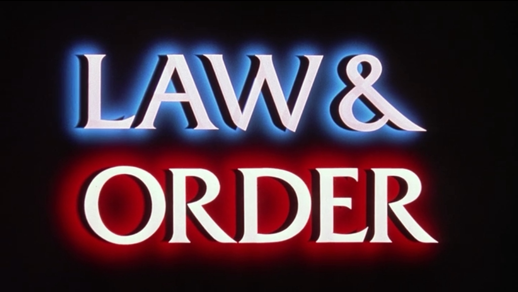 Law and Order: Whose Law? Whose Order?