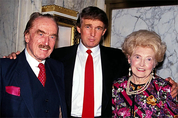 A Niece's Book Reveals the Donald Trump That Only His Family Has Ever Seen