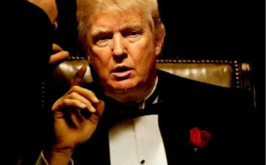 Trump as the 'Godfather'