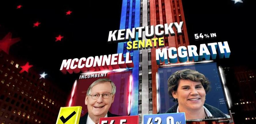 Why The Numbers Behind Mitch McConnell's Re-Election Don't Add Up